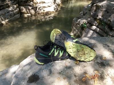 Merrell Choprock: Ένα υβριδικό πεζοπορικό παπούτσι!