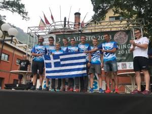 Η Ελληνική αποστολή στο Youth Skyrunning World Championship 2019