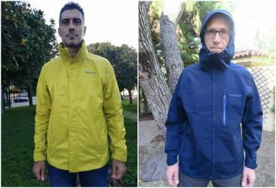 Marmot Minimalist & Precip Eco, δύο διαχρονικοί σύμμαχοι κατά της βροχής