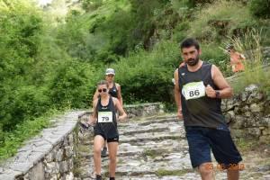 Μεταγωνιστικό δελτίο τύπου Syrrako Trail Run - Αποτελέσματα