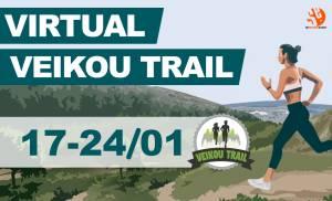 Έρχεται το Virtual Veikou Trail από 17 - 24/01!