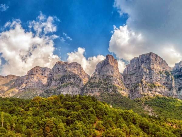 Ανίχνευση Ζωής: TeRA 80Km - Zagori Mountain Running!