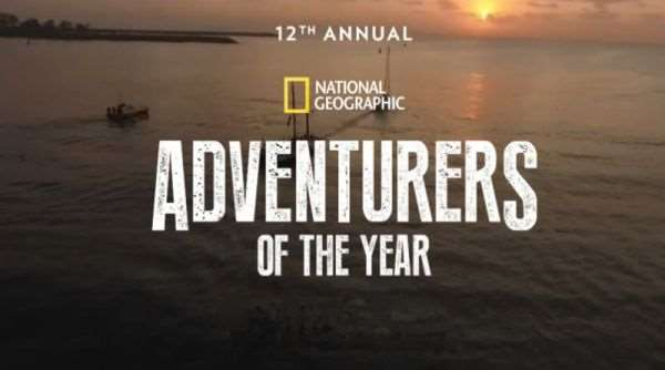 National Geographic Adventurers Of the Year 2017