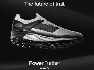 The North Face Vectiv™: H νέα τεχνολογία για δρομείς βουνού ... και όχι μόνο!