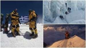Mount Everest The Greek Expedition 2017: Το Οδοιπορικό της Ανάβασης στην Στέγη του Κόσμου!
