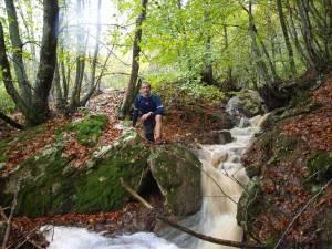 Ο Στυλιανός Καϊάφας μας μιλάει για τον επετειακό 10ο Hortiatis Trail Run!