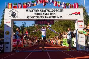 Υπερηχητικός Walmsley στον Western States 100!