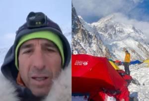 Ο Αντώνης Συκάρης αλλά και ο Colin O'Brady έφτασαν στο Basecamp του K2!