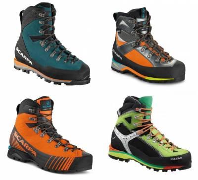 Μπότες Χειμερινής Ορειβασίας SCARPA – SALEWA