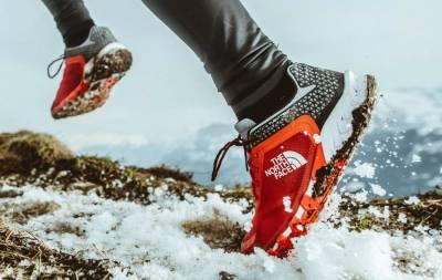 Η νέα γενιά παπουτσιών της The North Face για ορεινό τρέξιμο