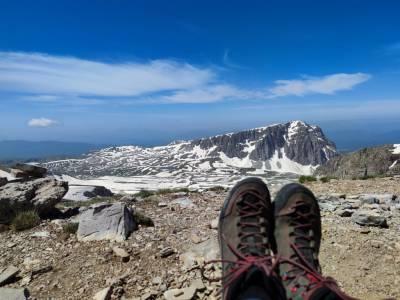 Salewa Mountain Trainer Mid GTX, ο ''πιστός'' φίλος στο βουνό.