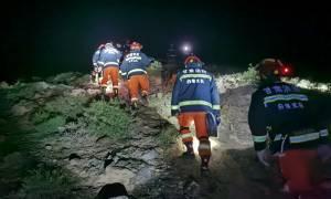 Τραγωδία στην Κίνα – 21 νεκροί στο Yellow River Stone Forest 100k!