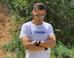 Η TIFOSI Optics ανακοινώνει την συνεργασία της με τον αθλητή βουνού, Θωμά Πουρλίδα!