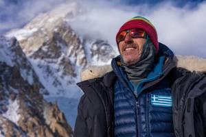 Αντώνης Συκάρης: Η πρώτη, ελληνική αποστολή στο βουνό Anapurna (8.091 μ.)!