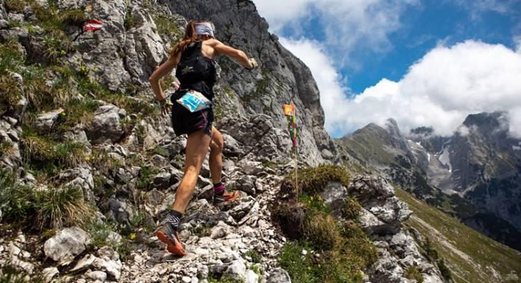 Christian Mathys and Stephanie Kröll are the winners of Kaisekrone Trail skyrace 2021