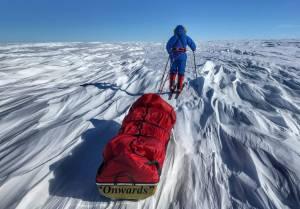 Ξεκινά η «μάχη» για μία από τις τελευταίες μεγάλες προκλήσεις της Εξερεύνησης και της Περιπέτειας, τη μοναχική διάσχιση της Ανταρκτικής!