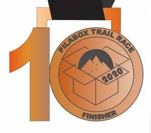 Παράταση εγγραφών Pilabox Trail Race - Μετάλλιο